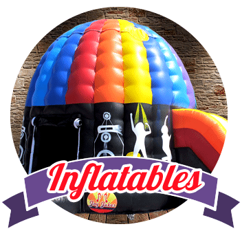 inflatables-hire