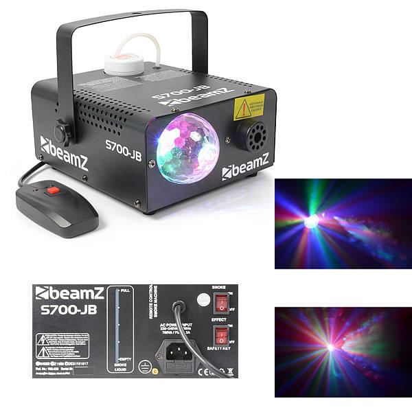 S700-JB Smoke Machine + Jelly Ball LED