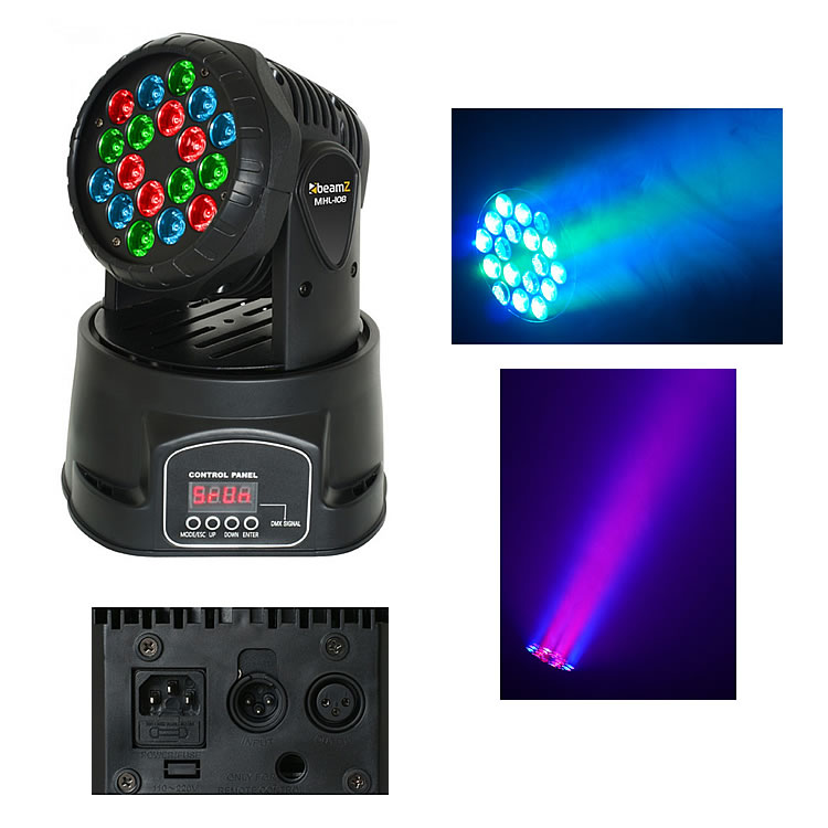 mhl108-moving-heads-lighting-hire-party-event