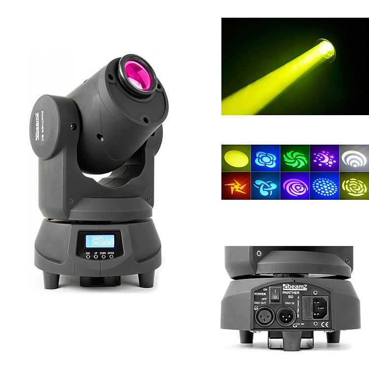 panther-50-moving-heads-lighting-hire-party-event