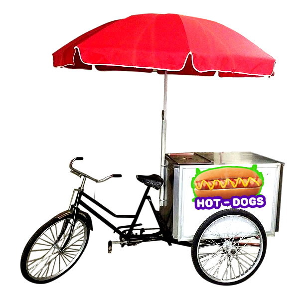 hire-hot-dogs-roll-bike-cart