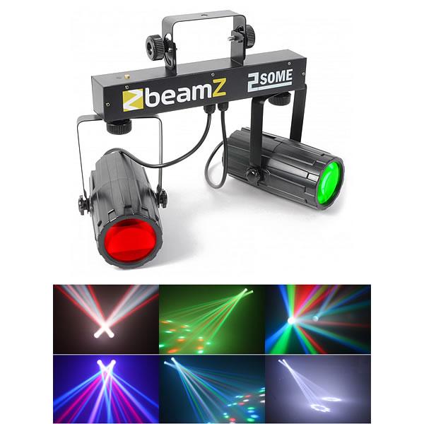 2-Some Light Set 2x 57 RGBW LEDs