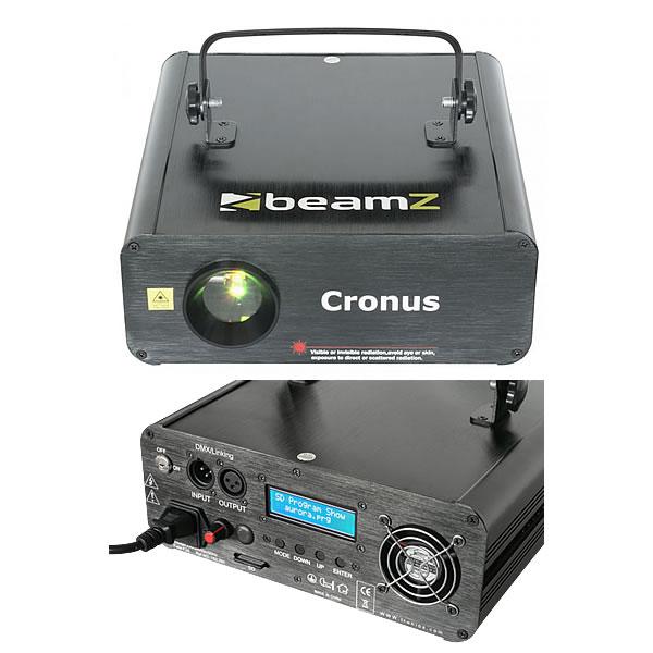 Cronus Animation Laser RGY DMX SD