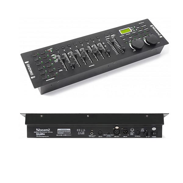 DMX-240 Controller 192-Channel