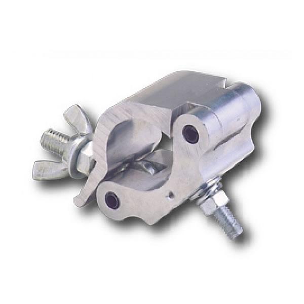 Half coupler 40-52mm 100kg Aluminium