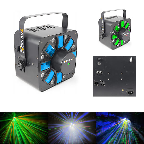Multi Acis III LED with Laser and Strobe