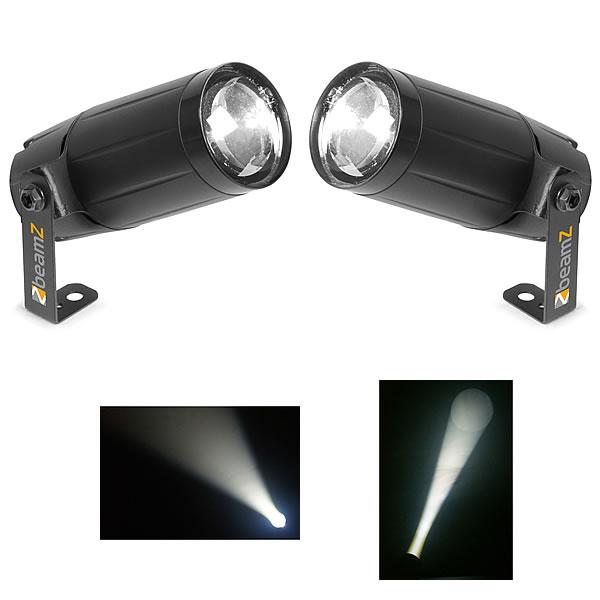 PS6WB Pin Spot 6W White LED