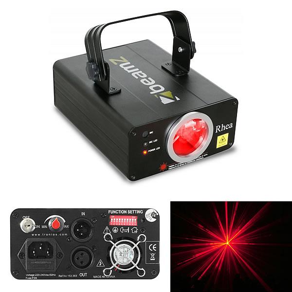 Rhea Laser Effect Red DMX