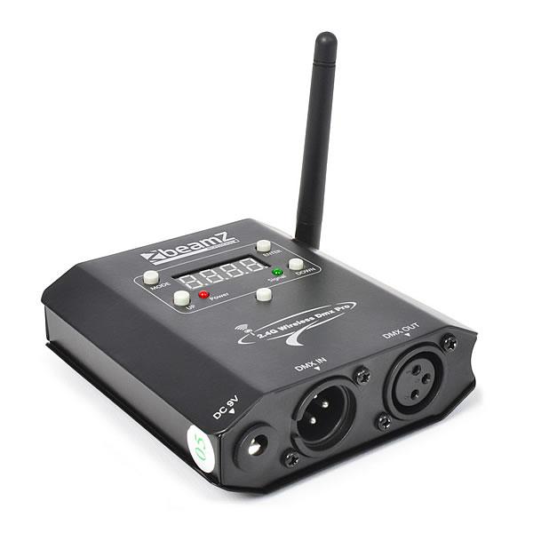 Wi-DMX Wireless Transceiver