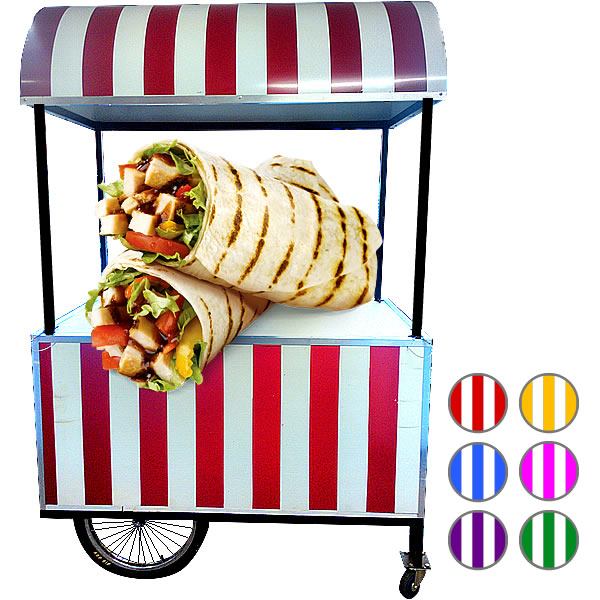chicken-wraps--cart-hire-for-party-events
