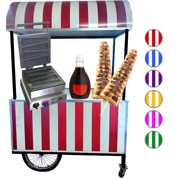 waffles-on-a-stick-hire-for-party-events