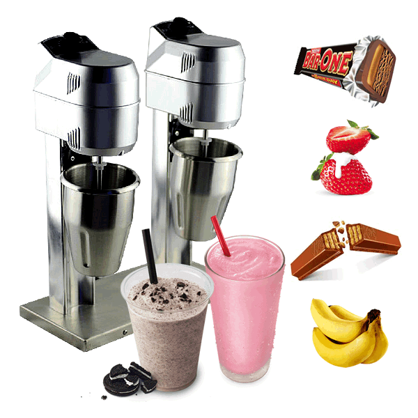 machine milk shake