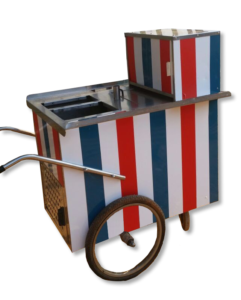 New York Hot Dog Cart R850