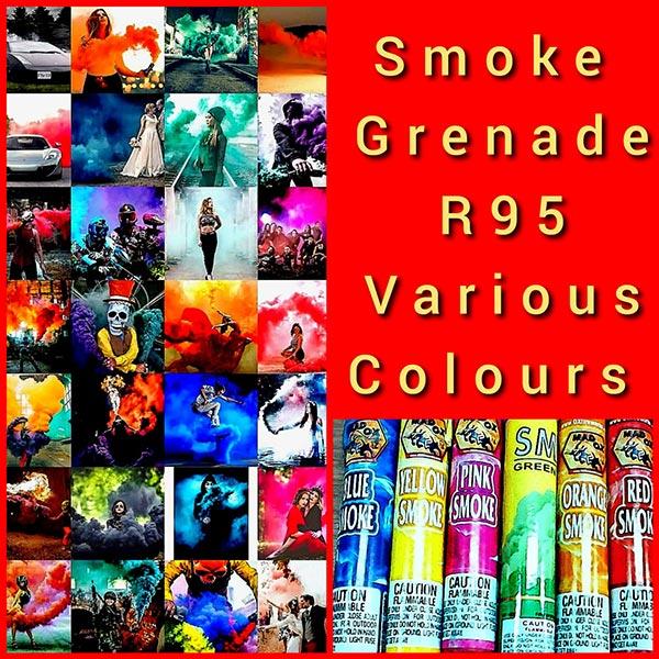 smoke-granade